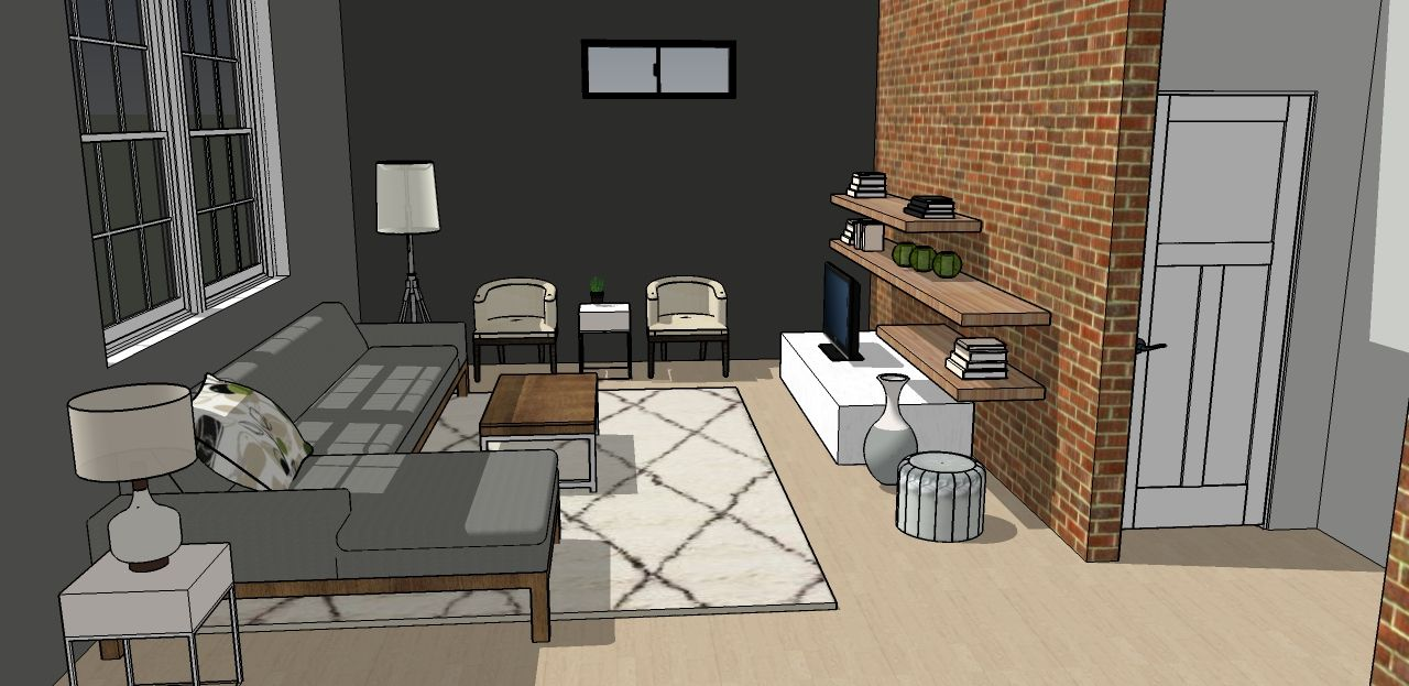 Lovely Sketchup Design