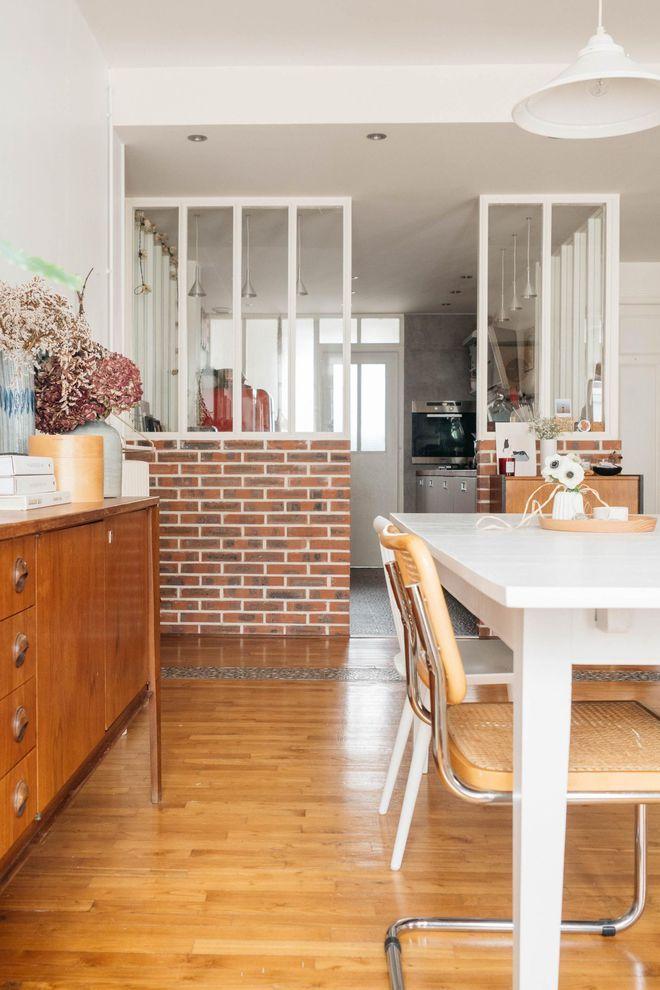 Appartement Brest  rénovation du0027un 100 m2 familial en Bretagne