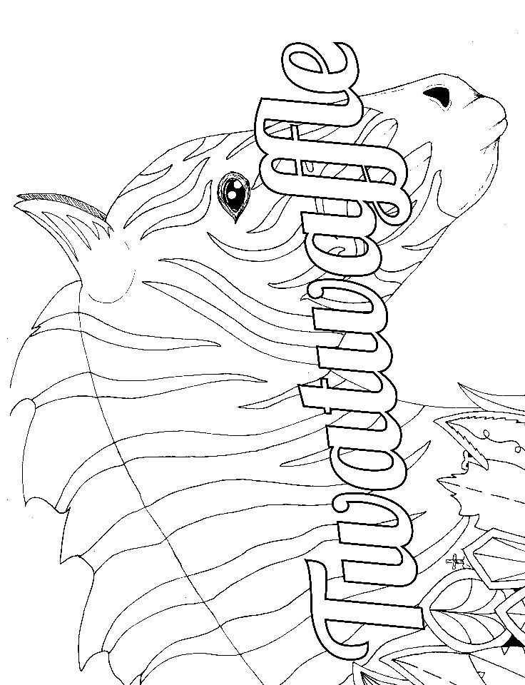 Twatwaffle - Adult Coloring Page - 14 FREE printable coloring pages