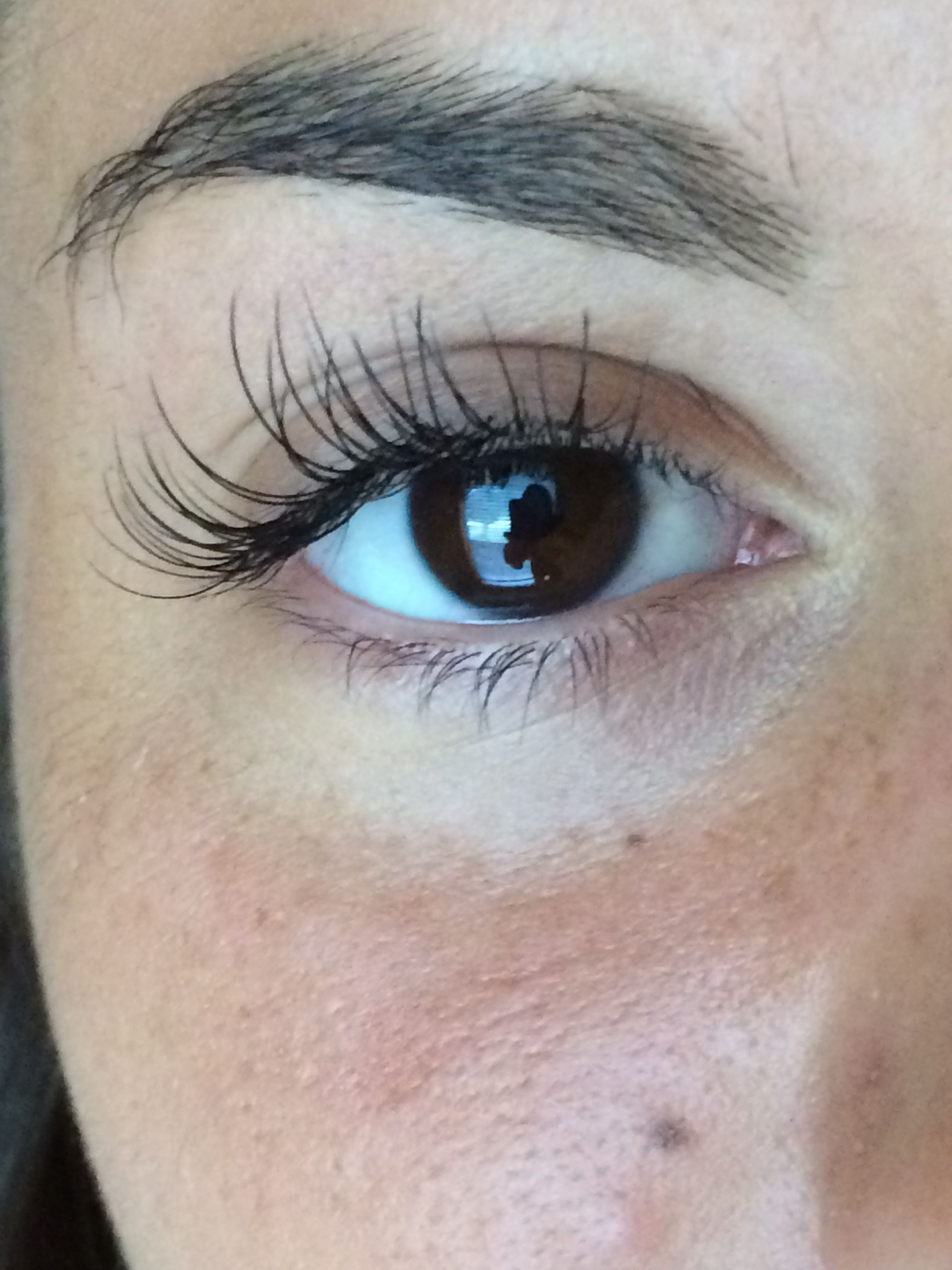 Eyelash extensions image by fearless beauty on eyelash
