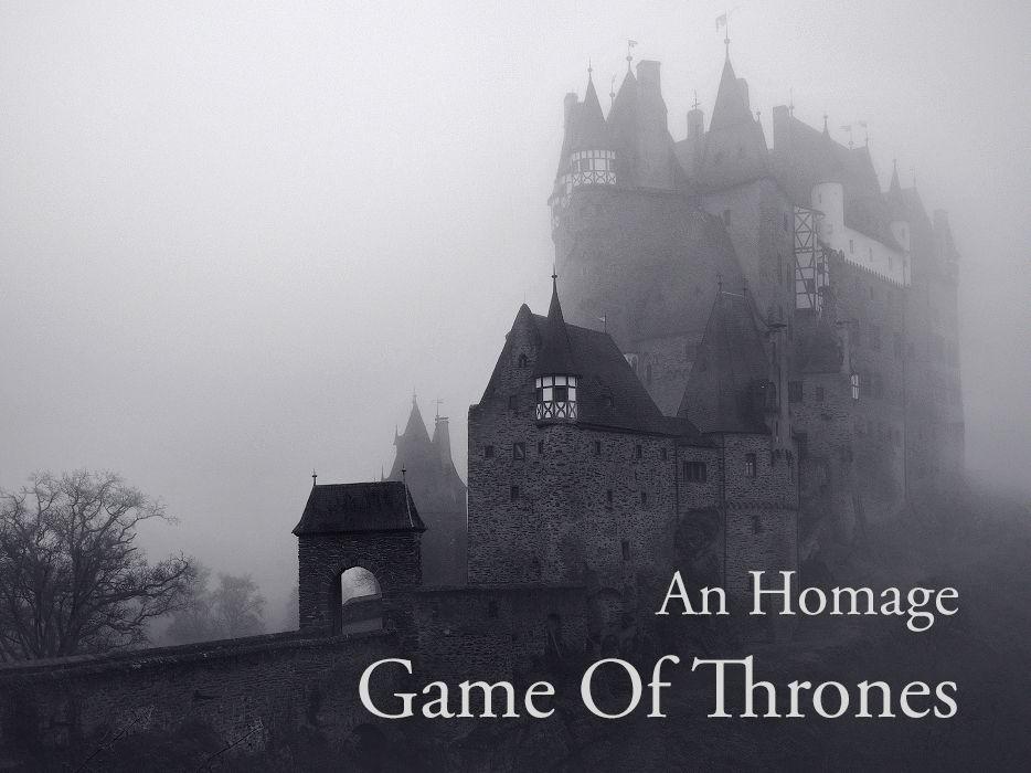 """다음 @Behance 프로젝트 확인: """"Game Of Thrones - An Homage"""" https://www.behance.net/gallery/38981413/Game-Of-Thrones-An-Homage"""