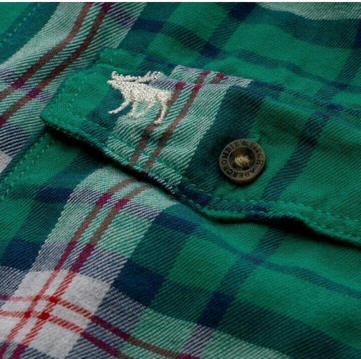 Camisa pocket  Abercrombie