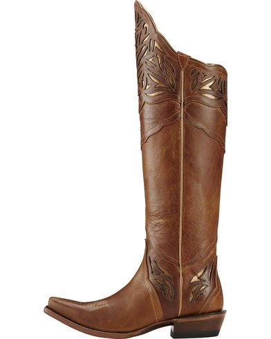 40e0fc4cf92 Ariat Chaparral Brilliant Buff Cowgirl Boots - Snip Toe | Sheplers ...