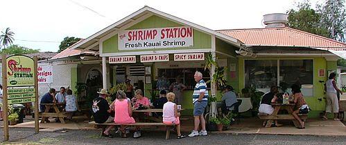 Waimea Kapaa Shrimp Station All Things Kauai In 2018