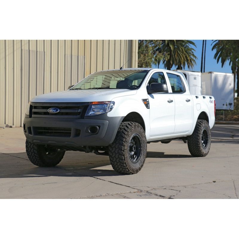 White Spacecab Px Ranger Lifted Google Search