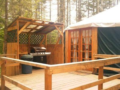 Camp Dakota Adventures Yurt Rentals Family Activities
