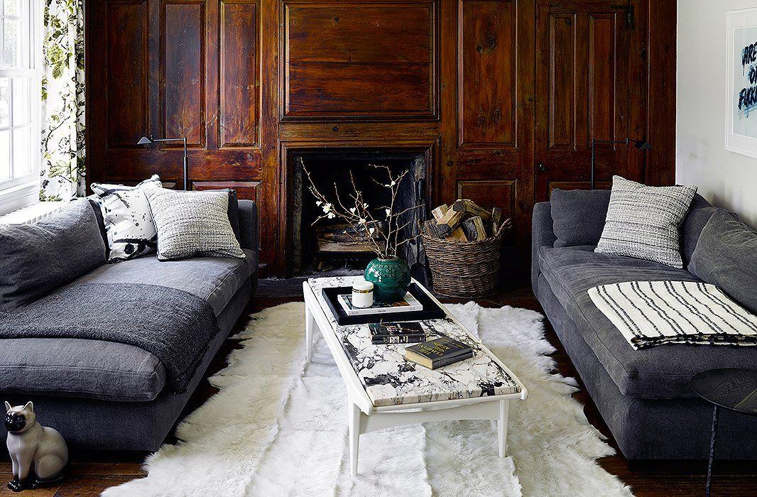 20 Questions For Designer Kara Mann Home Family Room Interior