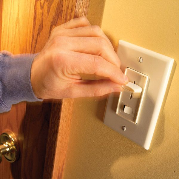 How to Install Dimmer Switches | Articles, Box and Walls
