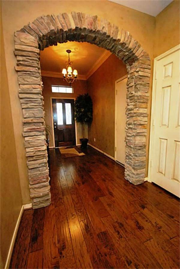 Top 21 Most Genius Ideas For Home Updates With Faux Stone Stone Archway Home Decor Home Remodeling