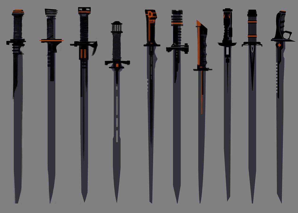 deathstroke arrow sword - photo #15
