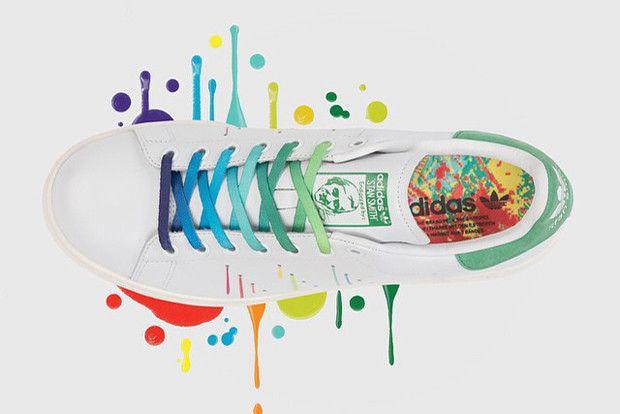 wholesale dealer de77d 6bec3 Coleção Adidas Originals Pack Pride - Orgulho LGBT