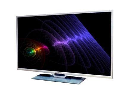"Smart Tv Led 40"" Hyundai Full Hd  Incluye soporte para pared y memoria 4GB interna"