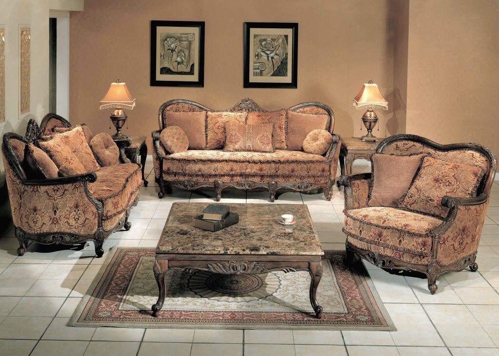 Natalie Burgundy Upholstered Victorian Formal Living Room Set Living Room Collections Victorian Living Room Furniture Victorian Living Room