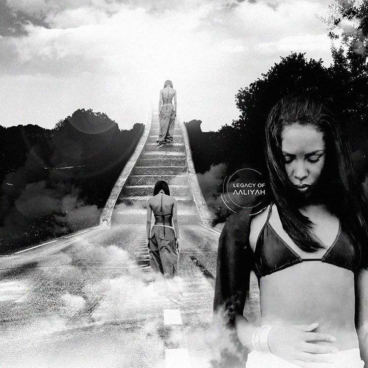 Aaliyah Haughton On Instagram Beautiful Aaliyah