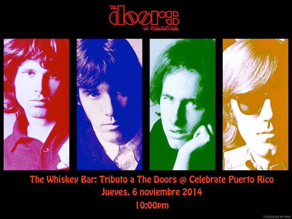 The Whiskey Bar Tributo a The Doors @ Celebrate Puerto Rico Viejo San Juan  sc 1 st  Pinterest & The Whiskey Bar: Tributo a The Doors @ Celebrate Puerto Rico ... pezcame.com