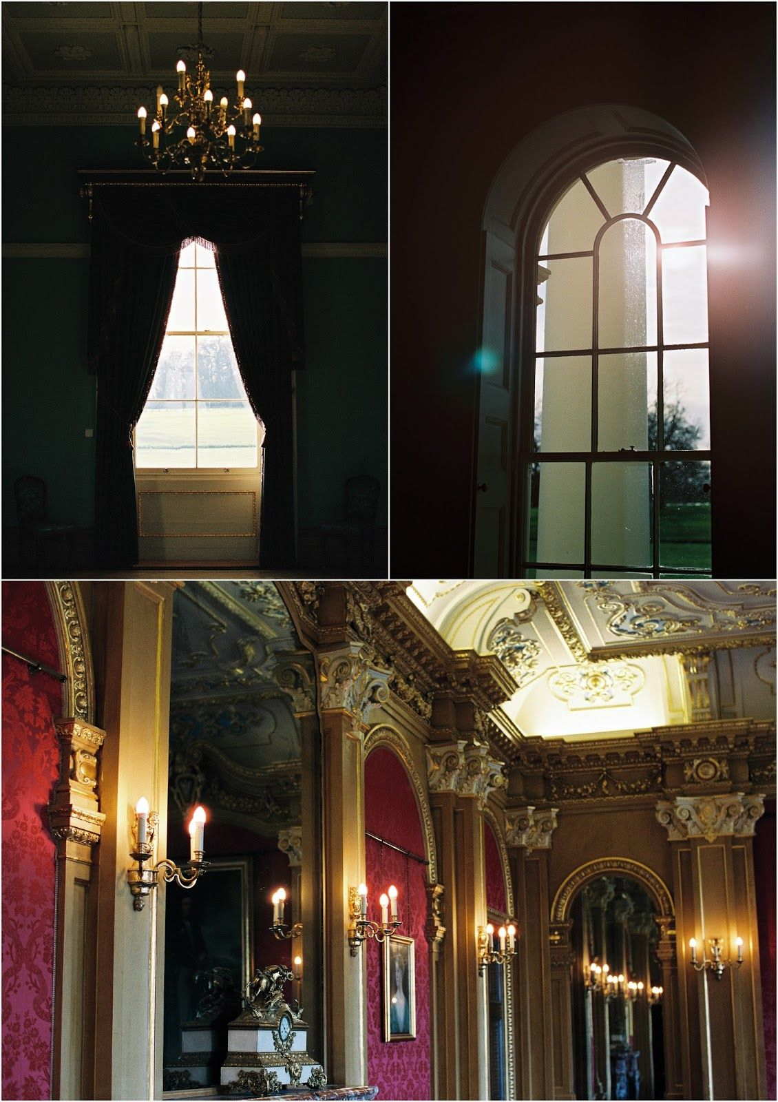 "Architecture Photography Blog hylands house"" film photography blog, period interiors"