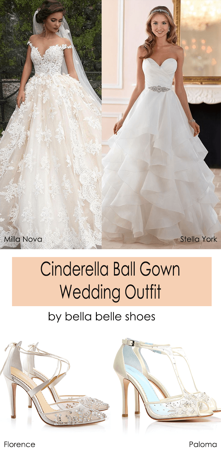 For brides, live our your fairytale dream Cinderella wedding with  sweetheart wedding dress ball gowns 9c1c3e8a0ca