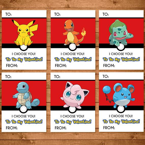 graphic regarding Pokemon Valentine Cards Printable identified as Pokemon Valentines Working day Card Compose Within - Pokemon Valentines