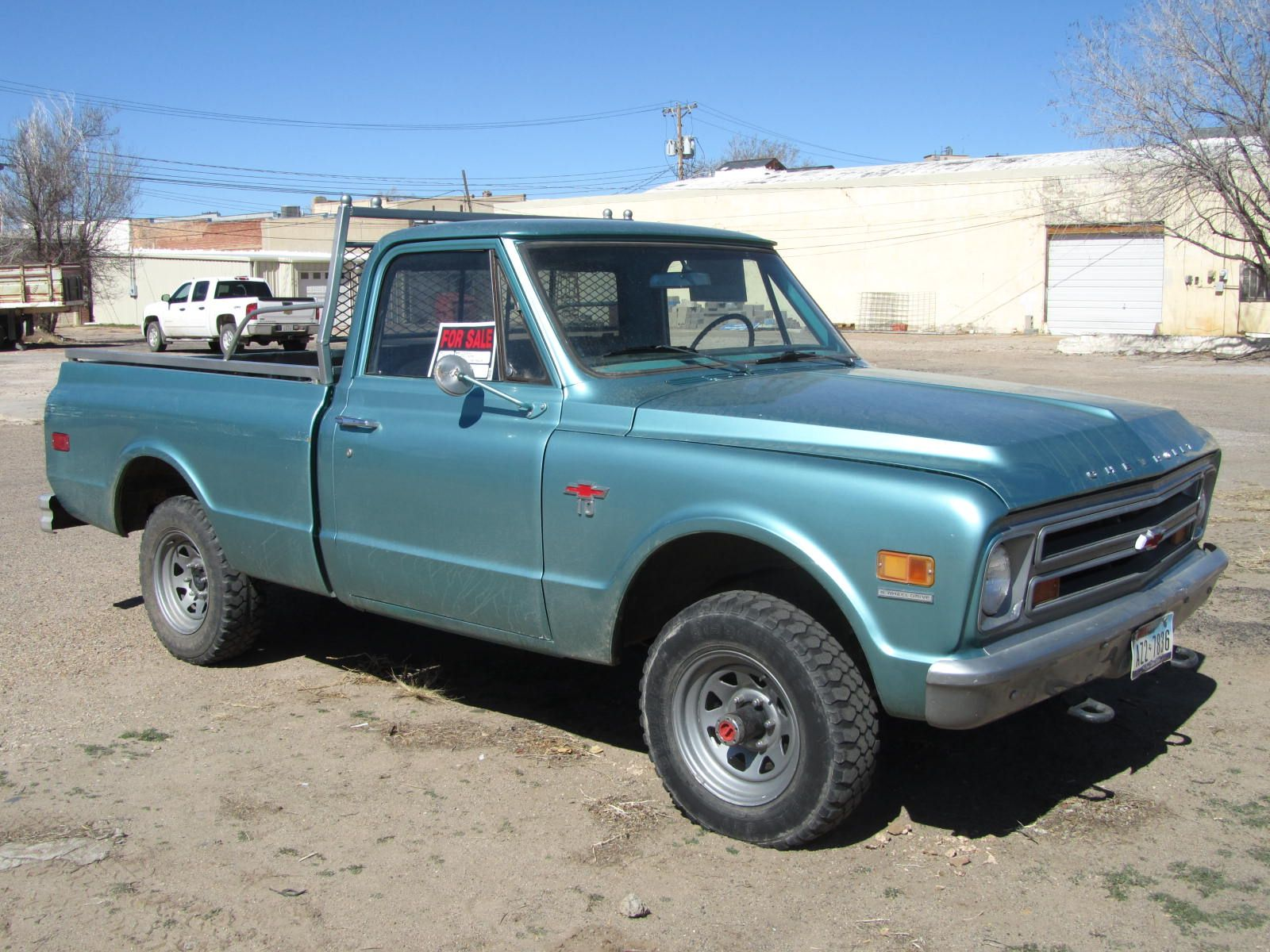 1968 Chevy Lifted C10 Pickups Autoliterate Chevrolet Truck 1600x1200