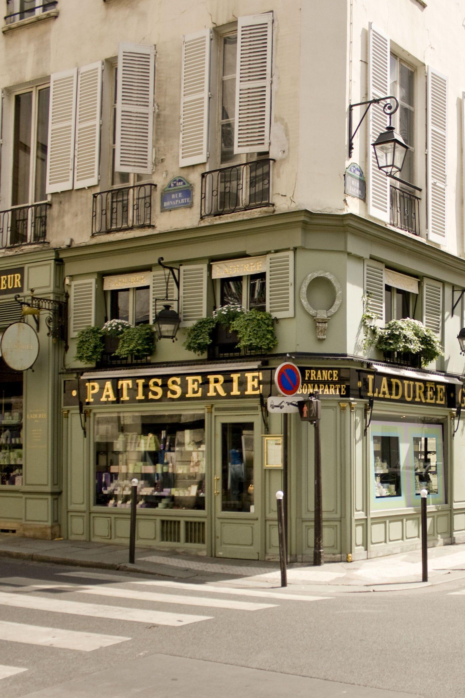 Ladurée, París.