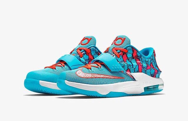 916dc594f1d Nike KD 7 GS