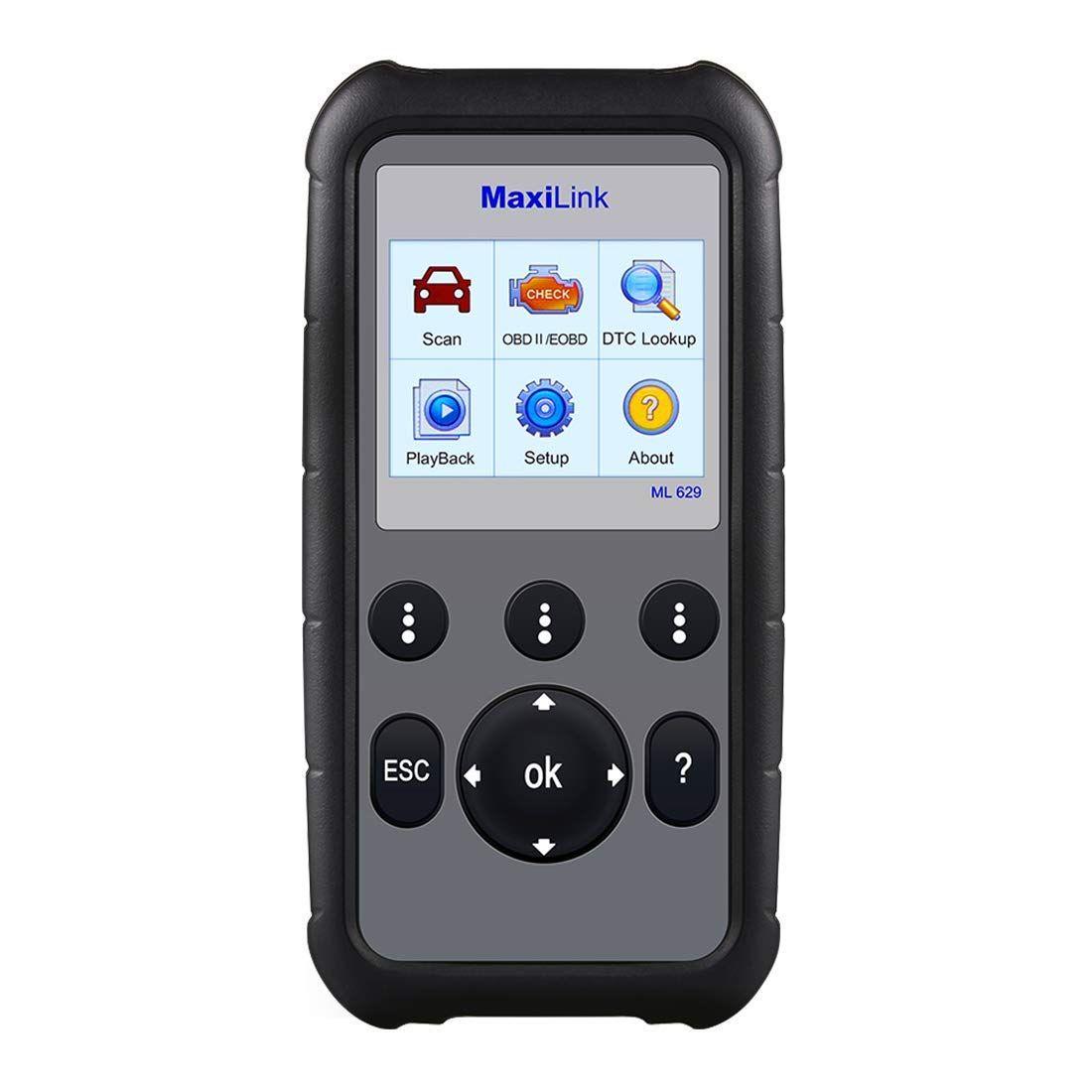 Autel ML629 Maxi Link Code Reader Auto OBD2 Scanner