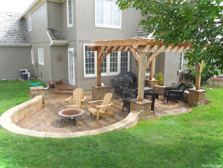 gorgeous 67 pretty backyard patio ideas on a budget https on gorgeous small backyard landscaping ideas id=15535