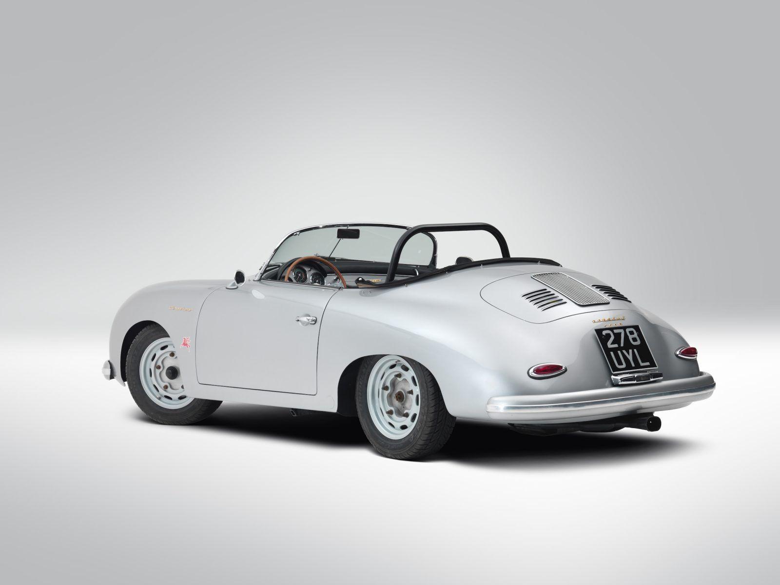 1958 Porsche 356 A 1600 Super Speedster Porsche 356 Porsche 356 Speedster 356 Speedster