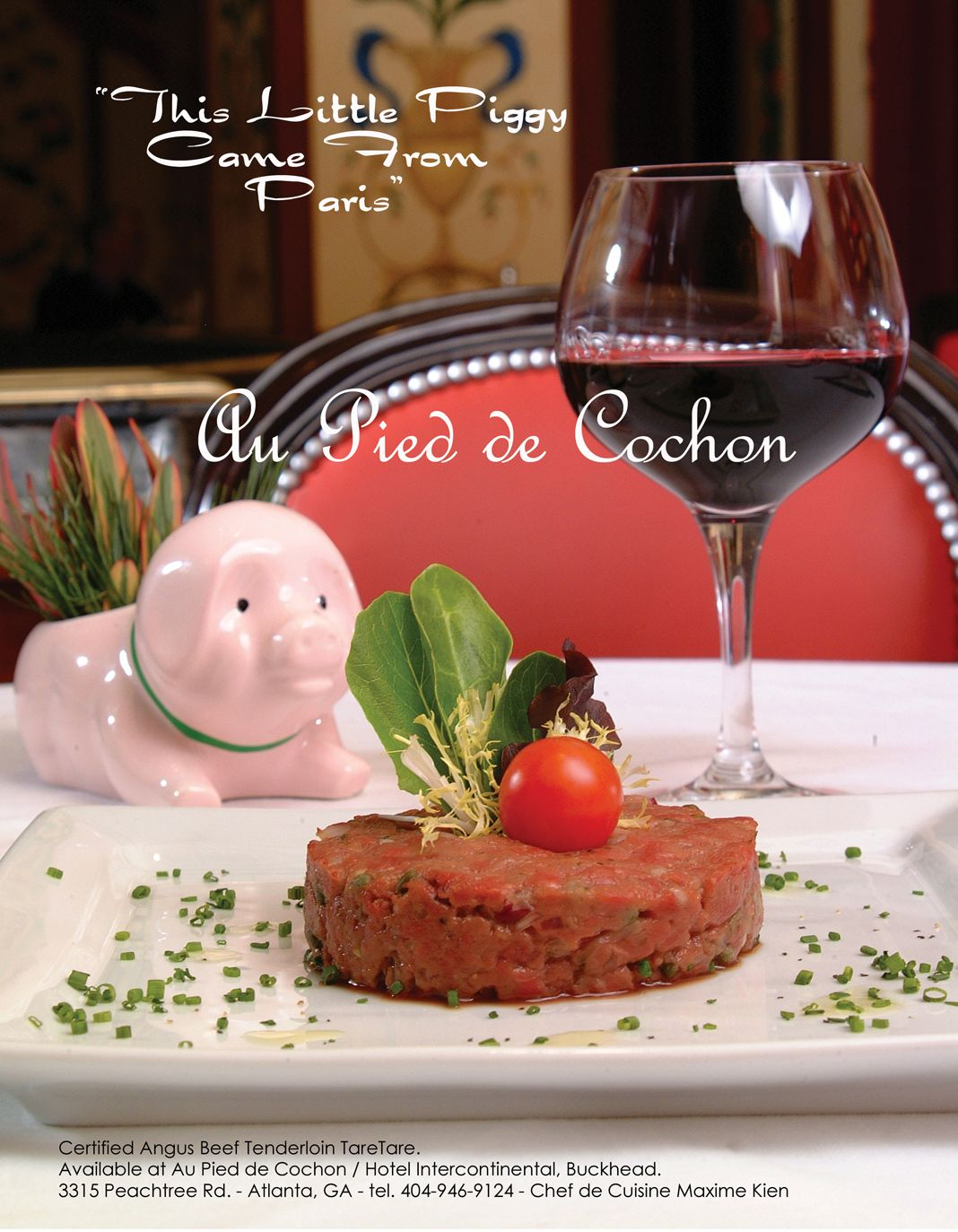 Steak Tare Tare Certified Angus Beef Angus Beef Cuisine