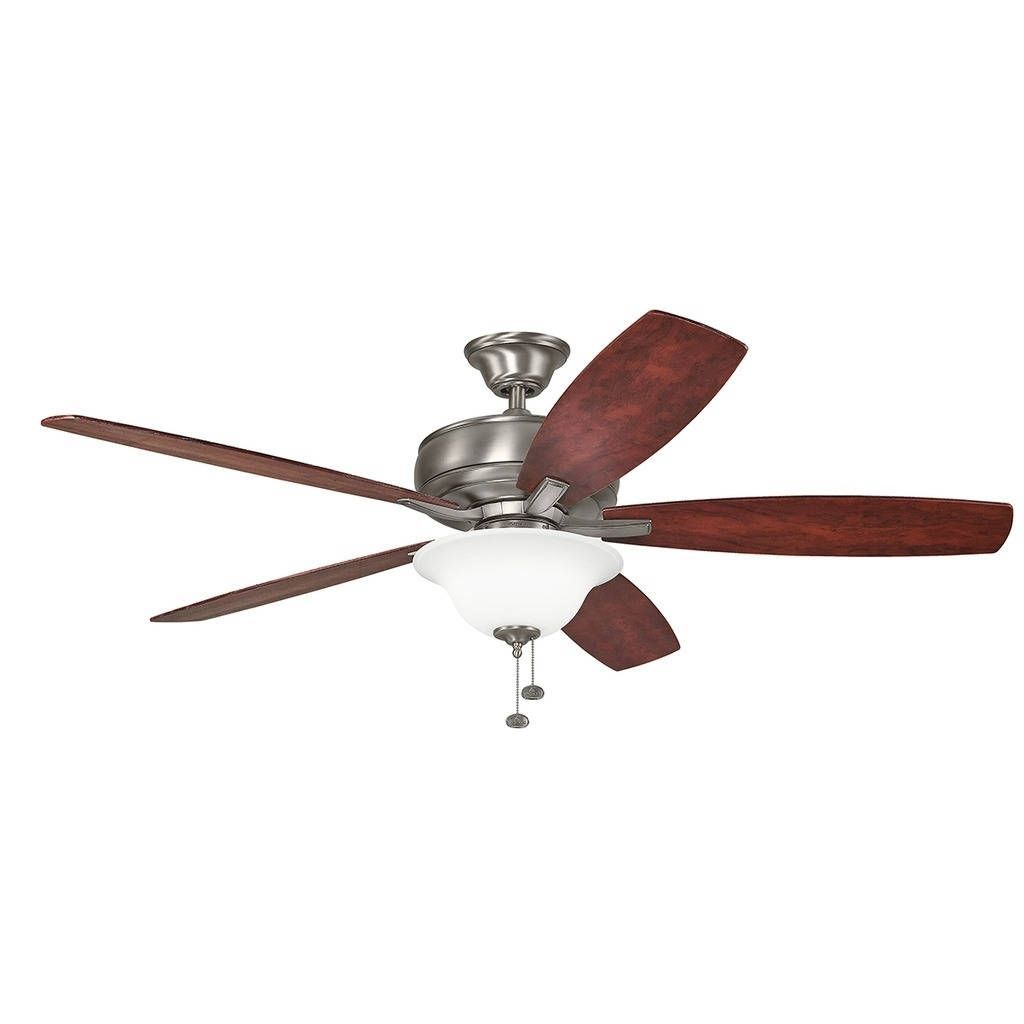 awesome fan light dlrn design ceiling fashionable silver with