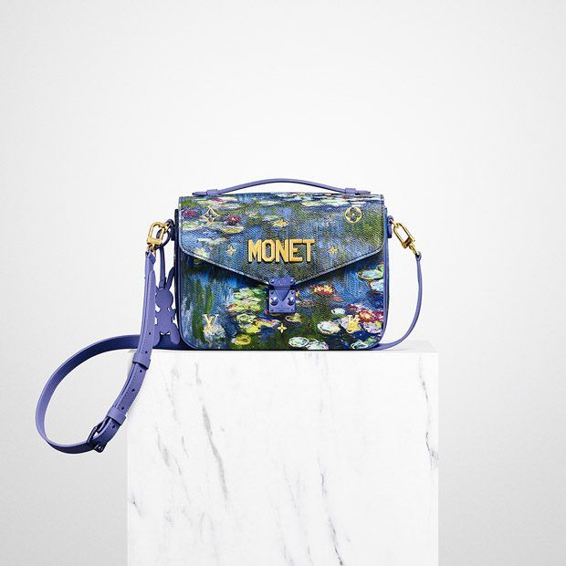LOUIS VUITTON X JEFF KOONS Masters II Capsule Collection  2bcf7c8169316