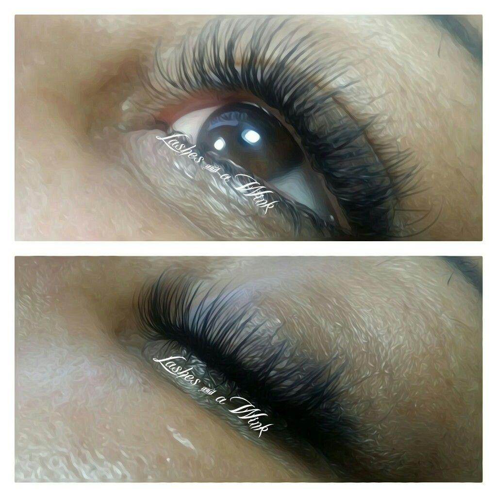 Eyelash Extensions by Lashes & a Wink Va Beach, VA www ...