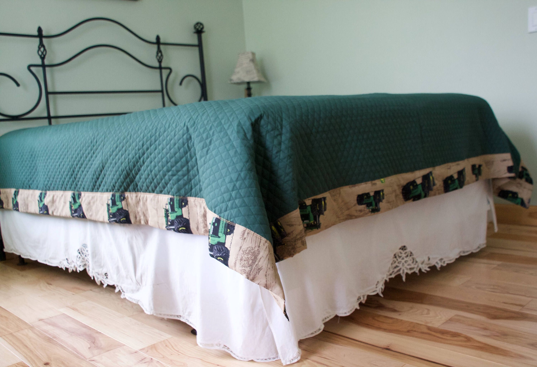 Pin on John Deere quilt bedding