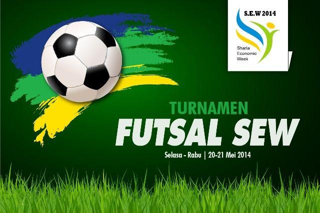 Cool Contoh Spanduk Turnamen Futsal
