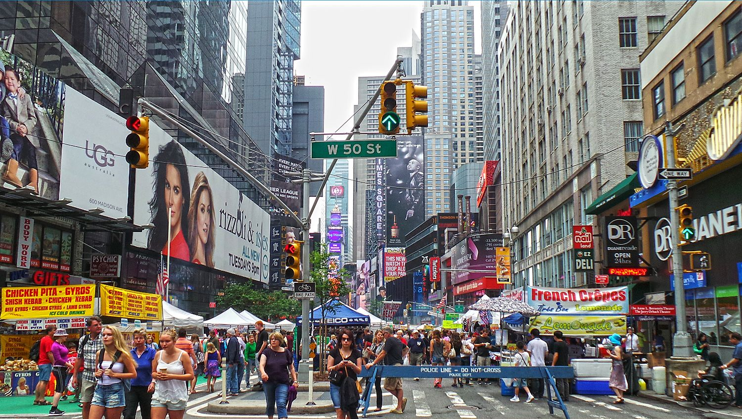 Image result for time square summer fair