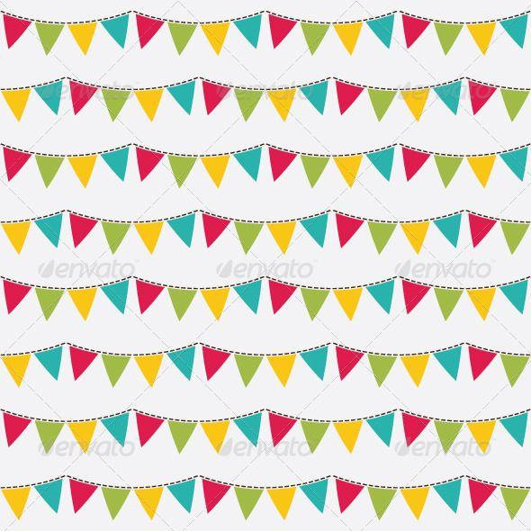 Seamless Birthday Pattern Birthdays and Patterns