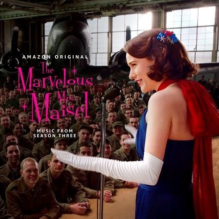 The Marvelous Mrs. Maisel Season 3: Music From the Original Series Various Artists Vinyl LP In Season 3 of the Emmy and Golden Globe Award-winning comedy-drama series The Marvelous Mrs. Maisel, Midge and Susie discover that life on tour with Shy is glamorous but humbling, and they learn a lesson about show business they'll never forget. Joel struggles to support Midge while pursuing his own dreams. Abe embraces a new mission and Rose learns she has talents of her own. Featuring a selection of so