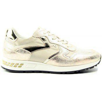 Lage sneakers Nero Giardini Dames sneakers 15290 goud online