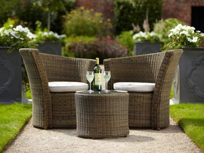 Perfekt Modern Design Gartenmöbel Aus Rattan