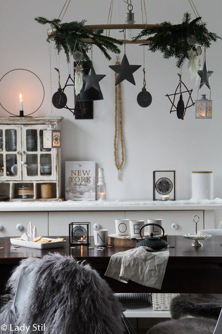 Photo of Hanging table wreath DIY – lady-stil.de