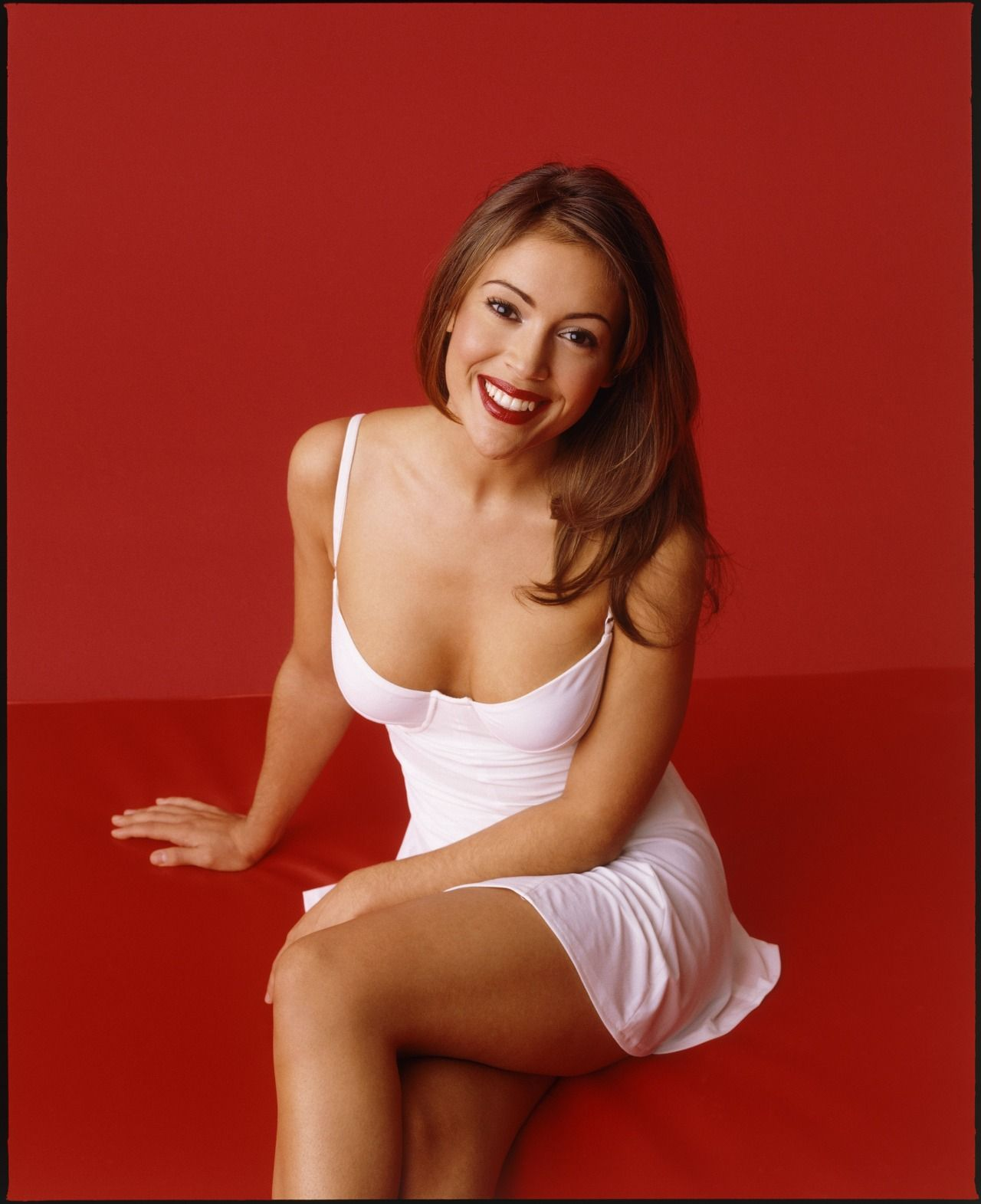 100 Photos of Alyssa Milano Hot Pics
