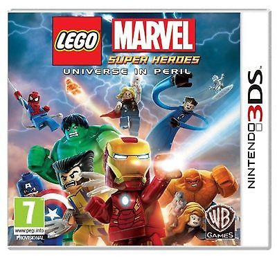 Lego marvel super #heroes 3ds game | brand new & #sealed | uk #genuine | free pos,  View more on the LINK: http://www.zeppy.io/product/gb/2/232037186620/