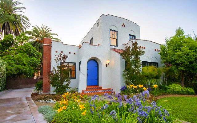 Montecito Heights Spanish Style Home 589k