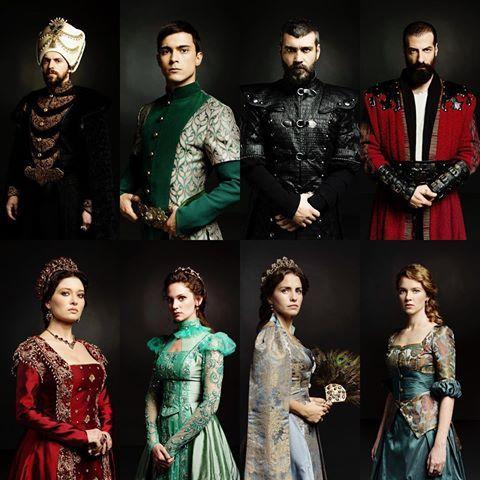 Kosem Sultan Cast Related Keywords & Suggestions - Kosem