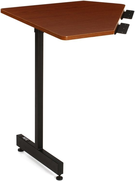 pdp right inc joan computer furniture extension l monarch side shaped specialties desk