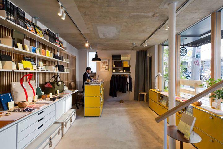 monocle store tokyo japan fashion cool spaces shop interiors rh pinterest com