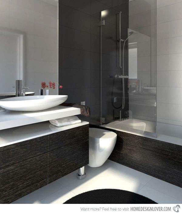 Pin En House Bathroom