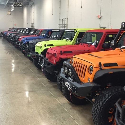 Yes I Ll Take One In Each Color Jeep Wrangler Colors Jeep