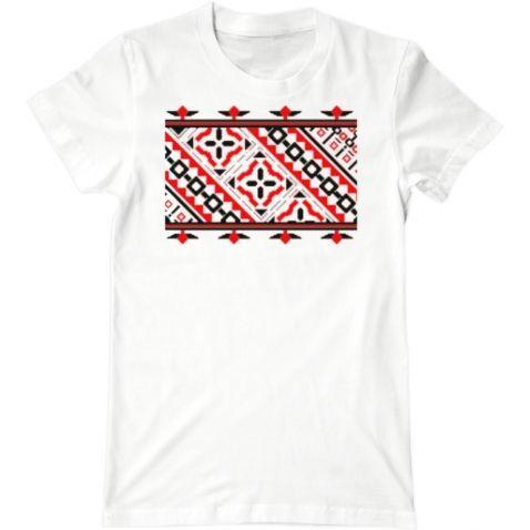 Мужская футболка вышиванка - futboholic.ru f9d0b33939d22