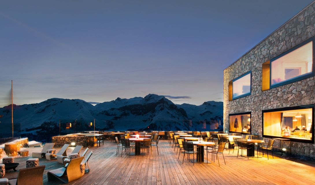 Chetzeron Crans Montana Switzerland Design Hotels